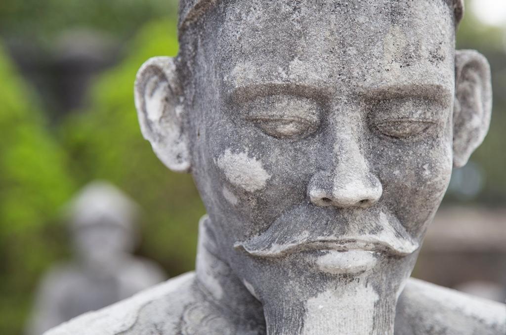 Chinese graven en grafmonumenten sfeer