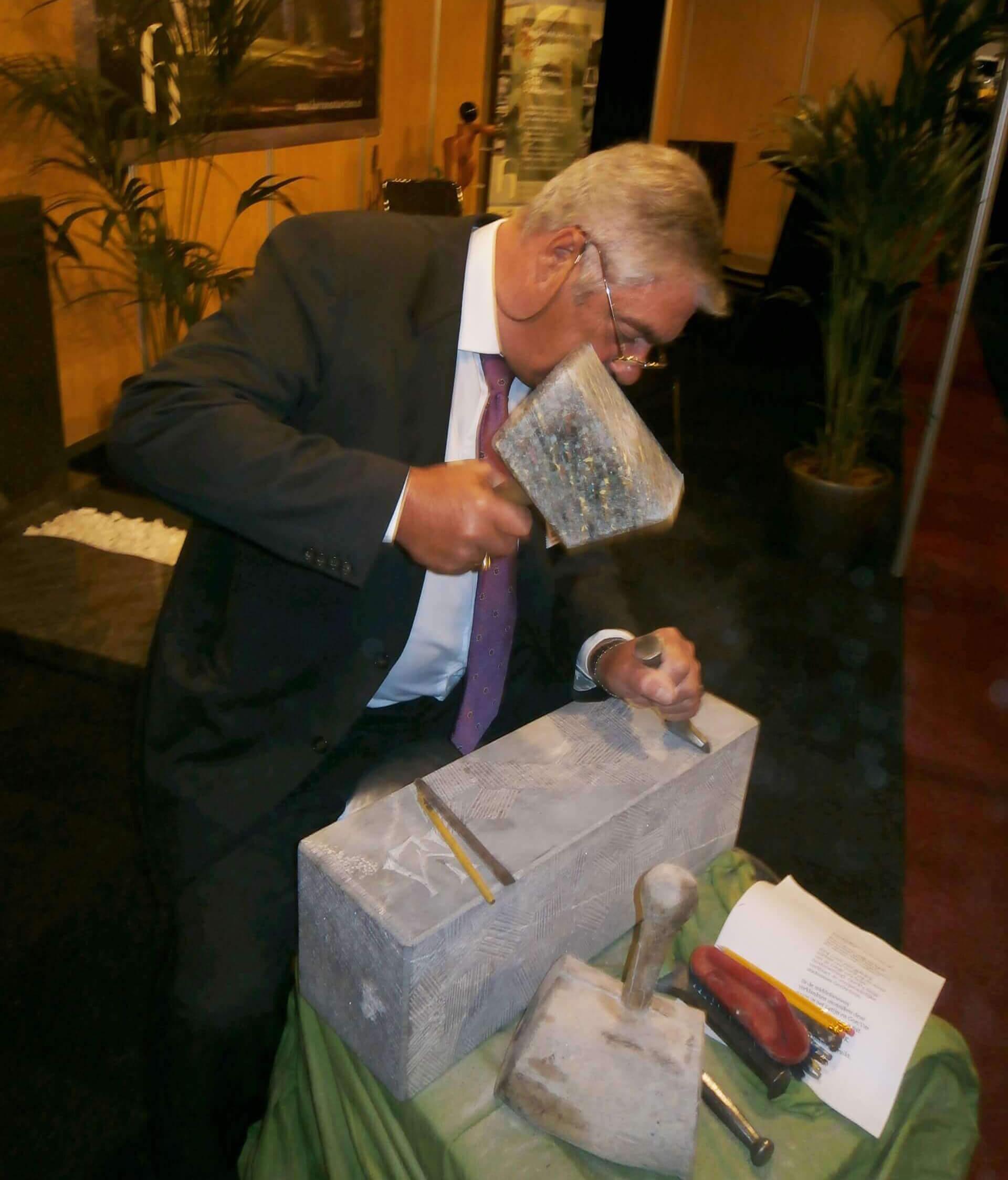 Dhr Rietbergen eigenaar van 1974-2002