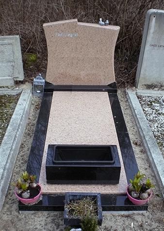 Eigen graven of familiegraven E003