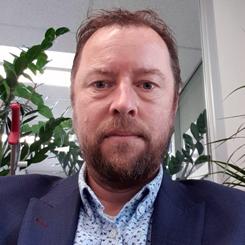 Gerrit Jan Verhoef – sales, vertegenwoordiger