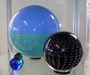 Glazen urnen U007