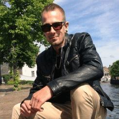 Jeffrey de Groot - steller polijster