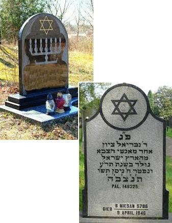Joodse graven voorbeelden