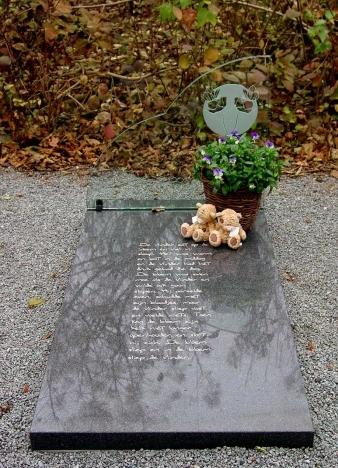 Kindergrafsteen of grafmonument voor uw kind K020