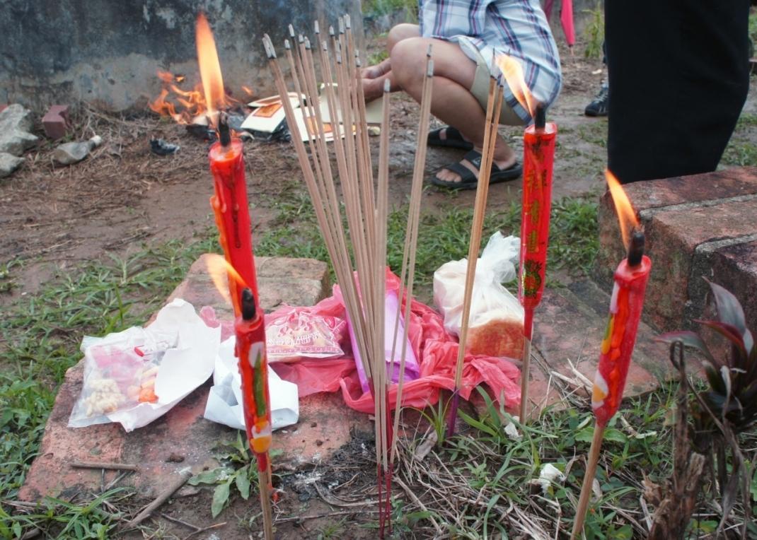 Chinese begrafenisrituelen