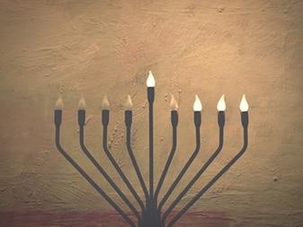 joods graf kaarsen